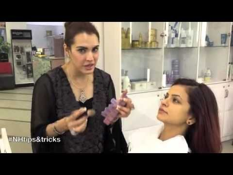 Steps to do Perfect Party Makeup at Home 2015 - YouTube