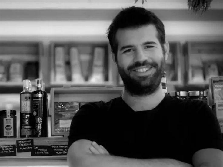 Thomas Douzis, ERGON Co-Founder / Θωμάς Δούζης, Συνιδρυτής της ΕΡΓΟΝ #lovegreece - http://www.lovegreece.com/people/thomas-douzis