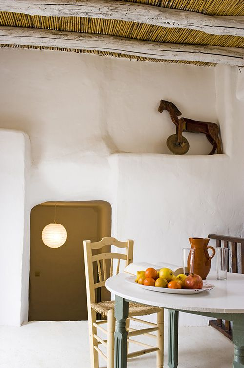 A FORMER GROCERY TURNED INTO A LOVELY HOME IN SPAIN | the style files