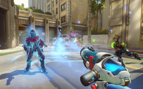 Blizzard confirms Overwatch launches May 24 with a 'head... #Overwatch: Blizzard confirms Overwatch launches May 24 with a… #Overwatch