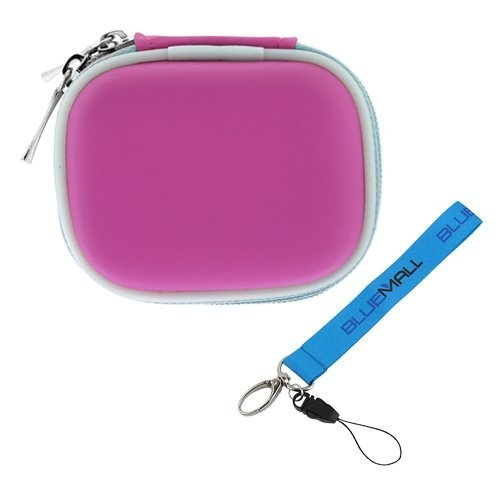 Hot Pink Premium Unviersal Bluetooth Headset Pouch Carrying Case   Wrist Strap Lanyard for Jabra BT125 BT135 BT160 BT185 BT2040 BT3010 BT350 BT5010, Nokia BH-900 BH-803 BH-800 BH-703 BH-700 BH-602 BH-302 BH-211 BH-202 BH-208 BH-201 HS-26W, BlueAnt Z9 Z9i X3 V1 V12, Samsung WEP700 WEP500 WEP 350 WEP301 WEP210 WEP200 WEP180, Plantronics Discovery 925 665 655 645 640E Plantronics Voyager.... $3.99. COMPATIBLE LIST: plantronics M50, discovery 975, voyager Pro , Voy…