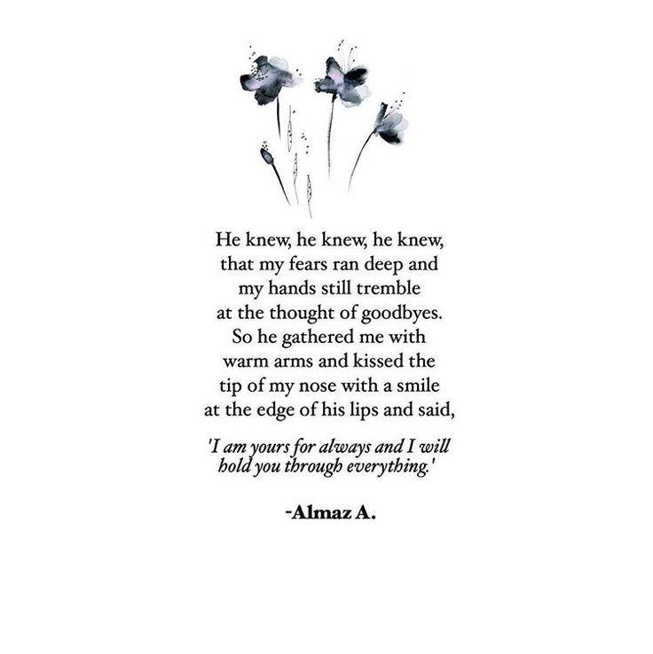 Sweet sweet heartwarming words