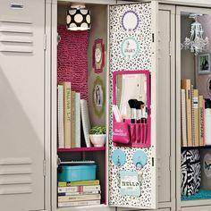 Locker Ideas for Girls