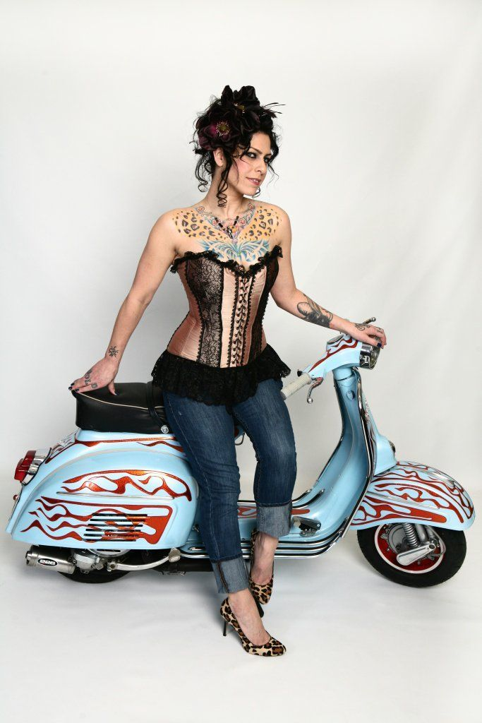 The life art and works of Danielle Colby