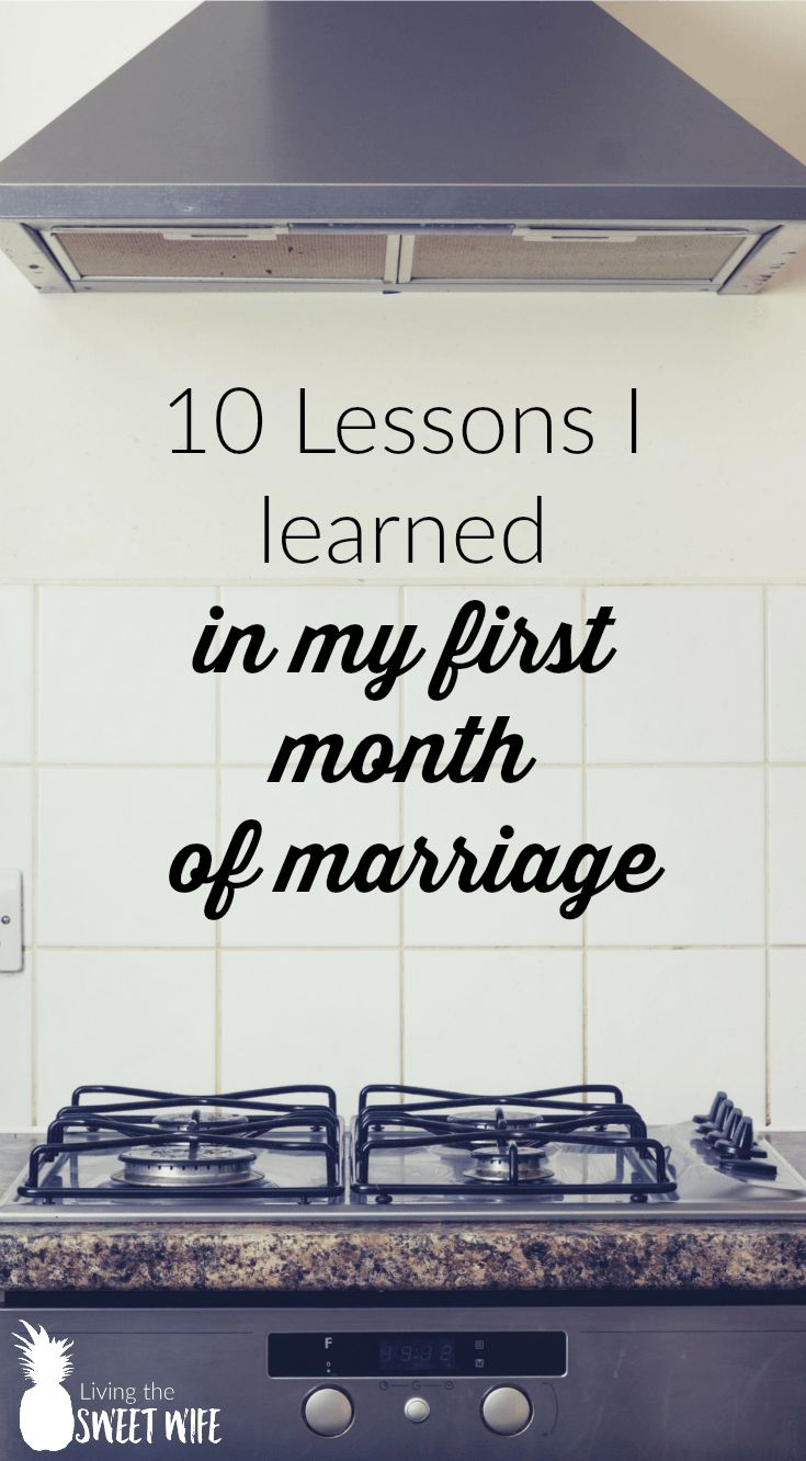 """Newly married life is pretty awesome. But it's filled with challenges of its own. Here are a few of """"Huh..."""" moments I had within my first month of marriage."""