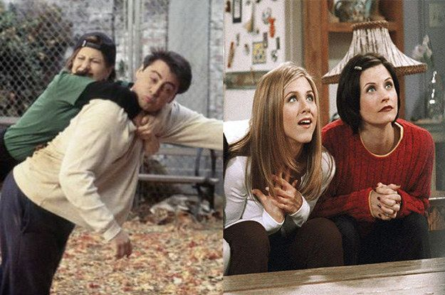 """Can You Beat Your Friends At This """"Friends"""" Trivia Quiz?"""