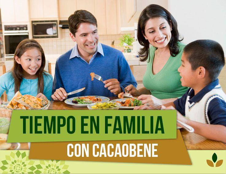 Disfruta tus comidas en familia y dedica tiempo a tus hijos #FamiliaBene ^VG
