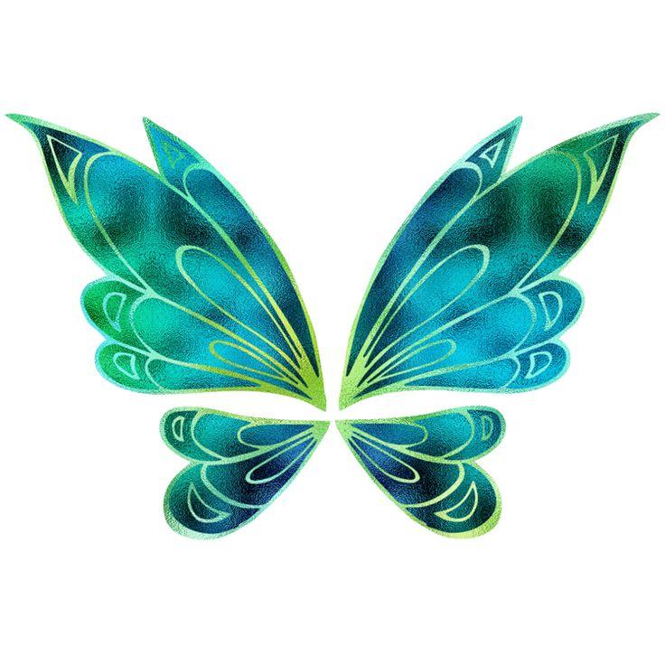 Wings Temporary Tattoos #696