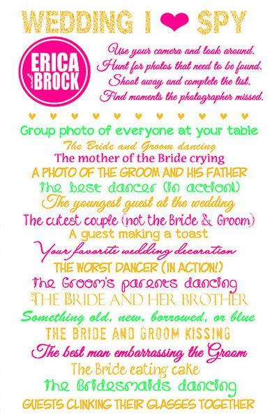 Wedding Games - Wedding Reception Games | Wedding Planning, Ideas & Etiquette | Bridal Guide Magazine