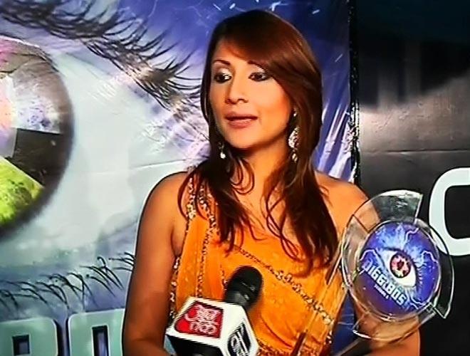 Bigg Boss Season 6 : Urvashi Dholakia is the Winner of Bigg Boss Season 6 -Alag Chhe