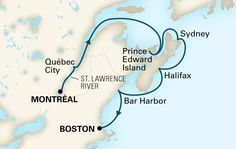 Our experiences sailing on a 7-Day Canada/New England cruise on Holland America's Maasdam.
