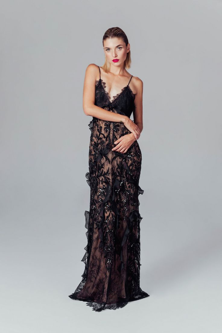 Barcelona Gown