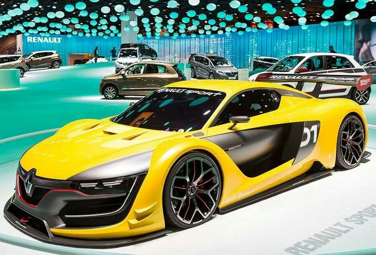 Renault RS 01 looks like Audi RS8