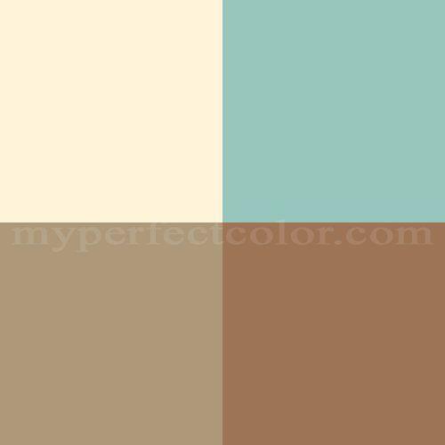 My New Favorite Color Scheme Benjamin Moore Paints For