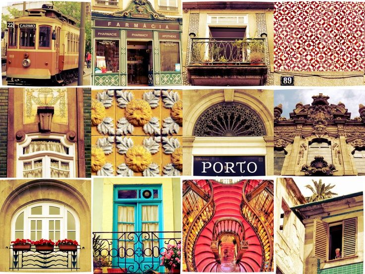 Tiles of Tradition - Porto, Portugal - via Triptease | Porto is authentic. What you see is what you get. For better or for worse, Porto's inhabitants say it like it is. It is all about blunt tradition, detail and art.