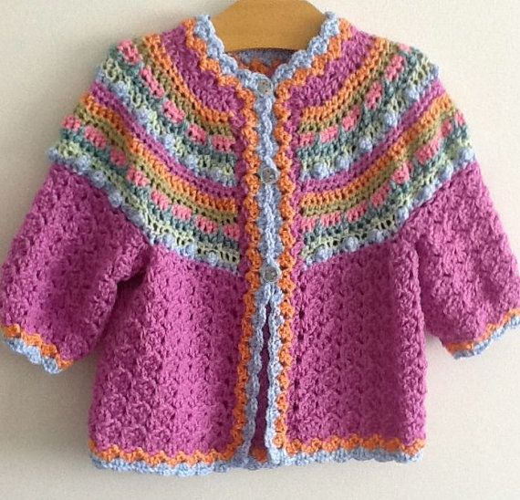 Hey, I found this really awesome Etsy listing at https://www.etsy.com/listing/155810196/child-hand-made-sweater-size-23
