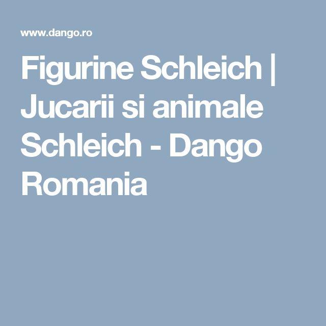 Figurine Schleich | Jucarii si animale Schleich - Dango Romania