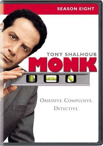 Tony Shalhoub & Traylor Howard - Monk: Season 8
