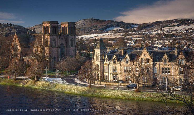 Wonderful Inverness, Scotland