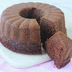 Saftig chokladsockerkaka – Lindas Bakskola