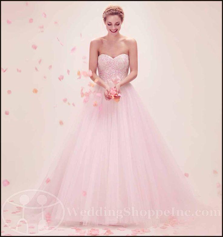 Colorful wedding dresses uk brides