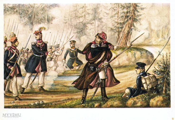 Wojsko Powstania Listopadowego... w TOMKOWE ZBIORY. w MyViMu.com