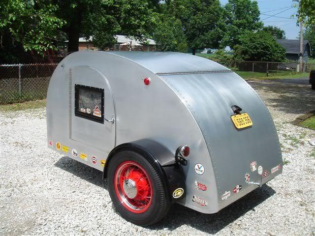 Custom Built Travel Trailers >> teardrop trailer airstream - Google Search | TEARDROPS | Teardrop caravan, Teardrop trailer ...