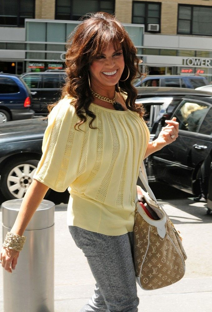 Marie Osmond - Marie Osmond in Midtown - She knows fashion. - Yvonne