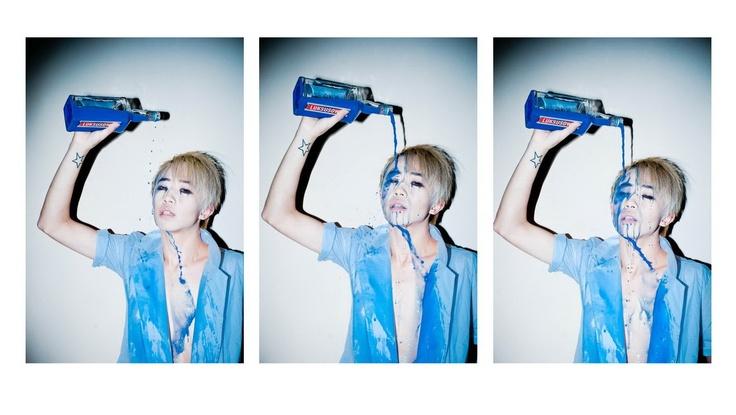Eason Wang --Designer of UNLOKK///////photography & makeup by Joyce Yeh