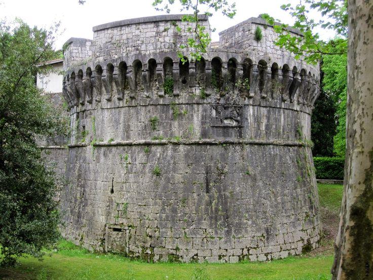 Il Castello di Gradisca d'Isonzo a Gorizia
