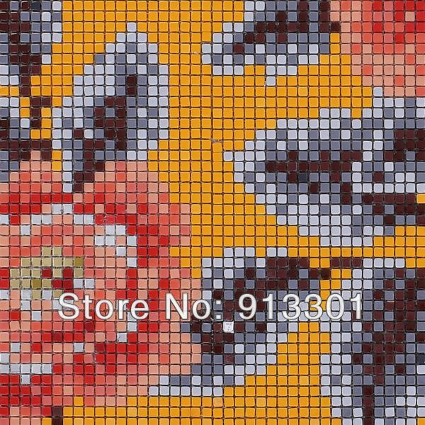 crystal glass mosaic tile sheets kitchen backsplash pattern flower crystal glass kitchen backsplash floor wholesale bathroom wall sticker
