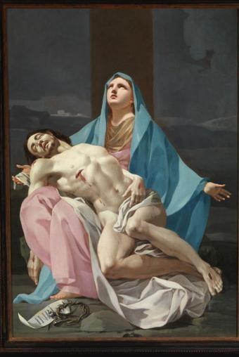 La Piedad - Goya