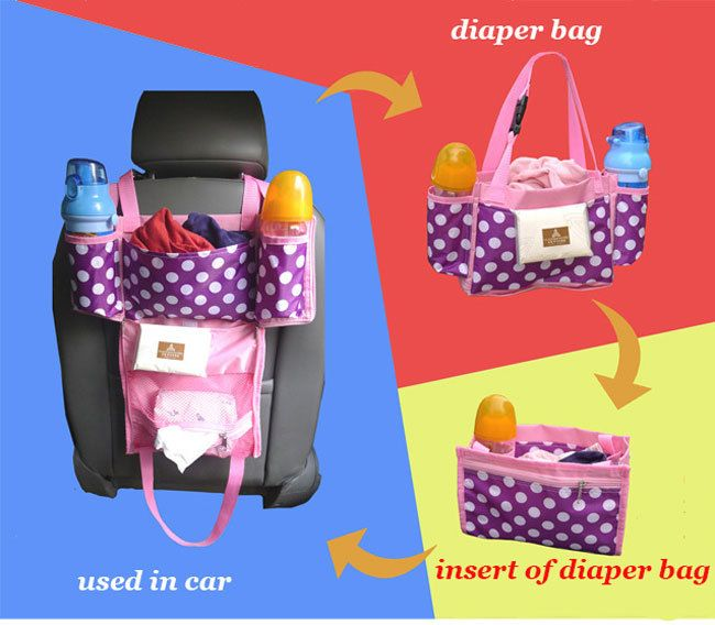 Cheap diaper bags graco, Buy Quality bag slap directly from China diaper bag Suppliers:          Baby Diaper Bags Used In Car Stroller Organizer Newborn Nappy Bags Stroller Accessory Baby Products multif
