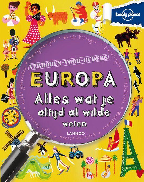 Dit handzame boek staat boordevol leuke fascinerende verhalen en weetjes over Europa. Gestart wordt met een globale kaart van Europa. Verdeeld over ruim veertig hoofdstukjes zijn er boeiende en informatieve, maar ook grappige anekdotes over Europa in zijn geheel, maar ook over Europese landen, steden e.d. afzonderlijk. Zo is er aandacht voor bv. de gondeliers in Venetië, bollebozen van Europa, de Tweede Wereldoorlog, Dracula en de euro.