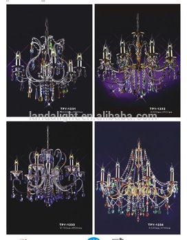 Alibaba Website Metal Crystal Chandeliers High Quality