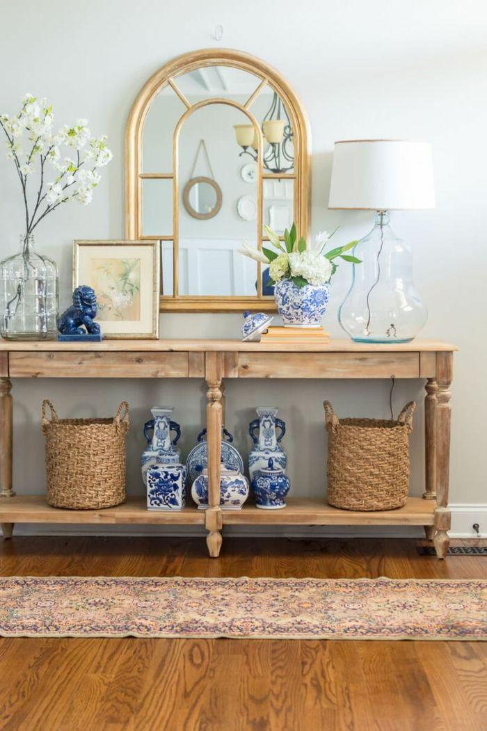 1001 Ideas De Recibidores Originales Con Encanto Home Design - Recibidores-originales