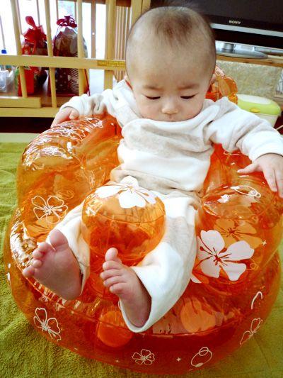 バスチェア…☆: choco rabbit blog P1080881