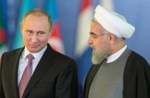 Rusiya Prezidenti Vladimir Putin İranın Ali dini rəhbəri Ayətullah Əli Xameneiyə