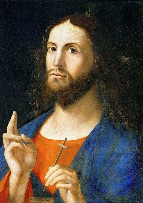 христос в картинах художников многом
