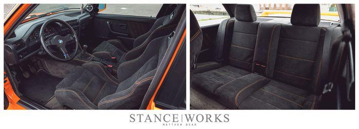 Nick Sahota's E30 M3 - The Purest E30 M3 - StanceWorks