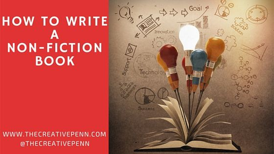How to write a non-fiction book: A step-by-step guide