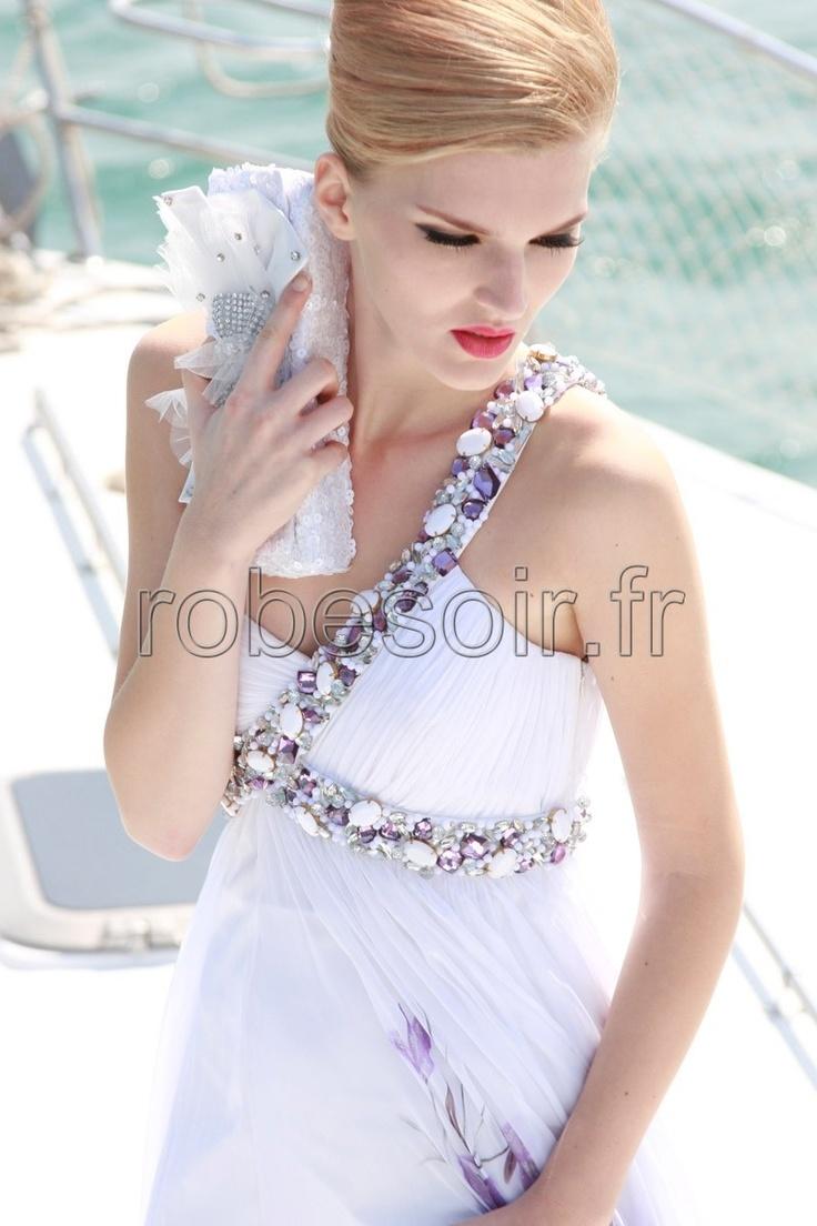 robes de soirée, robes de cérémonie, robes de bal, robes de mariage, robes de cocktail, robes longues en blanc  http://www.robesoir.fr/par-couleur/69-aegean-sea-blanc-une-epaule-bretelles-paillete-longueur-au-sol-tencel-robe-de-soiree-longue-robes-de-ceremonie-robes-de-cocktail-concour-de-beaute-les-invites-au-mariage-clssique.html#