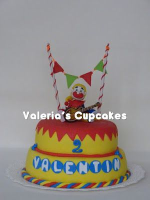 Valeria´s Cupcakes: Piñón Fijo en el cumple de Valen