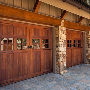 Carriage House Garage Doors & 107 best Great Garage/workshop Doors images on Pinterest ...