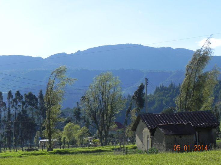 Colombia tierra querida. Susa, Boyacá