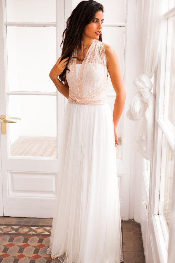 Великий Гэтсби платье невесты Boho Vintage кружевное платье, платье событий, горчица черными кружевами платье, изготовленное на заказ длинны