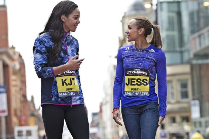 Weekend Interview: Katarina Johnson-Thompson happy to be the princess-in-waiting to 'queen' Jessica Ennis-Hill Read more: http://www.yorkshirepost.co.uk/sport/athletics/weekend-interview-katarina-johnson-thompson-happy-to-be-the-princess-in-waiting-to-queen-jessica-ennis-hill-1-8017298#ixzz4EZP3Jtj1