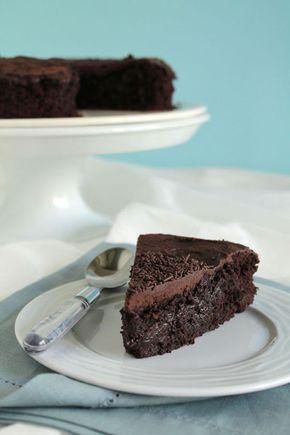 Το υπέρτατο σοκολατένιο νηστίσιμο κέικ που θυμίζει σοκολατόπιτα… -frappetime
