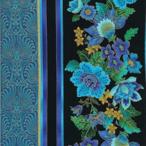 Black Flower Fabric Timeless Treasures Tree Of Life: 1000+ Images About Sewing Ideas: Fabric On Pinterest