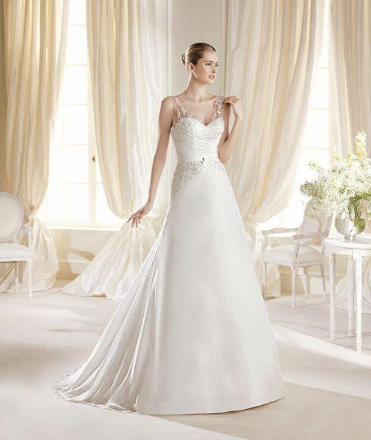 8 besten La Sposa Pronovias Bilder auf Pinterest | Hochzeitskleider ...